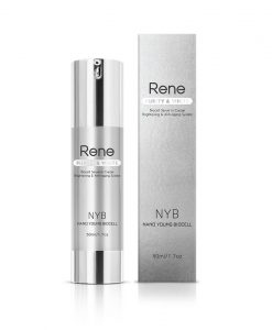 Rene Purity & White Biocell Serum In Cream