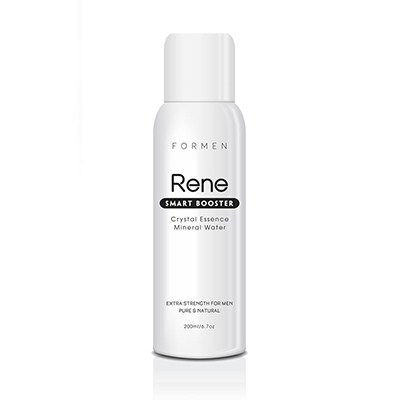 Rene Smart Booster Crystal Essence Mineral Water