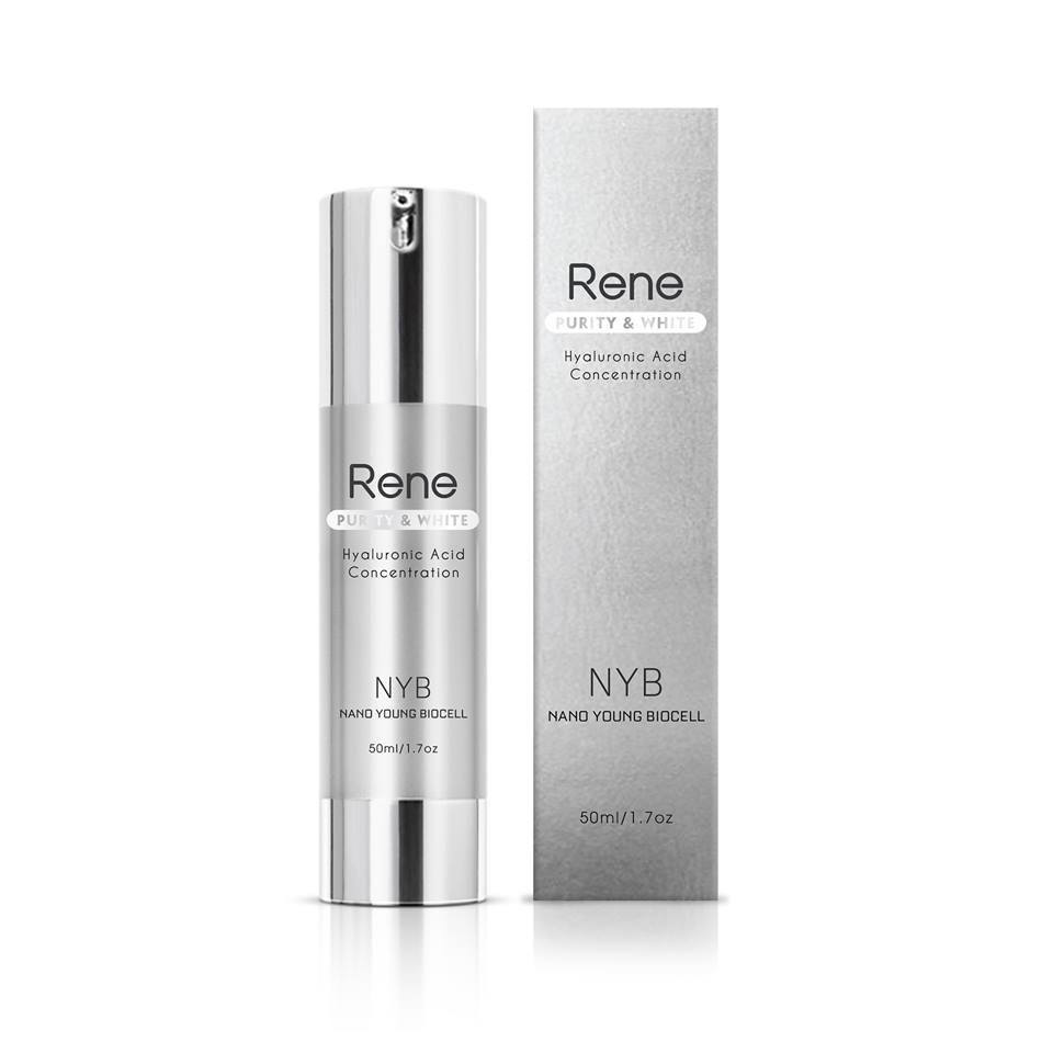 Rene Smart Booster Hyaluronic Acid Concentration